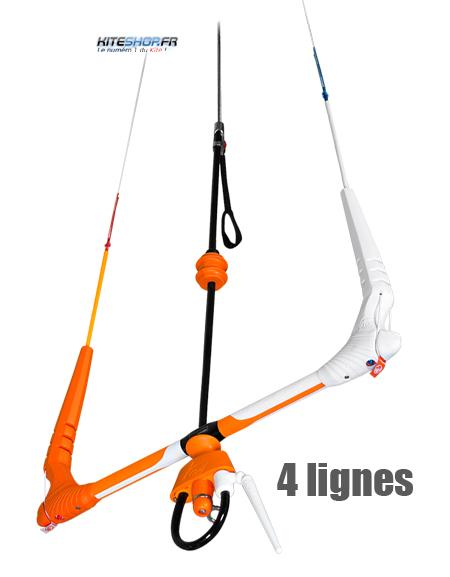 barre kitesurf RRD V7
