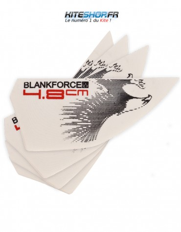 AILERONS DE KITESURF BLANKFORCE