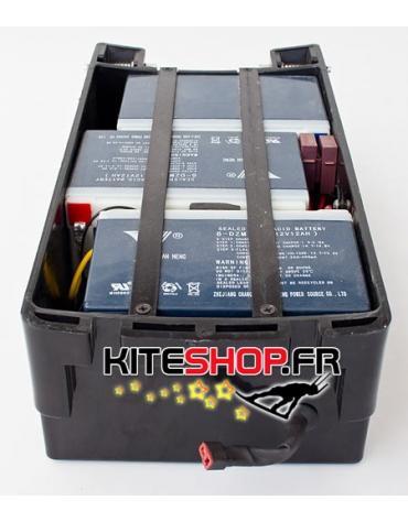 BATTERIE SKATE ELECTRIQUE CROSS 800 OU AMPERE 800