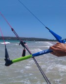 BARRE KITESURF KITE ATTITUDE FREESTYLE WAVE