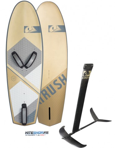 PACK AIRUSH TEAM FOIL + BOARD
