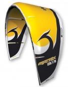 Aile de kitesurf Matrix Wipika 8.5 2005 complète