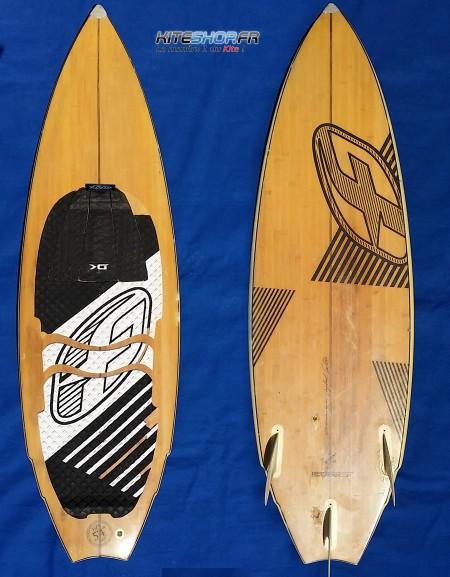 SURF KITESURF F-ONE FISH BAMBOO ST
