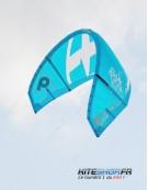 AILE DE KITESURF F-ONE BANDIT 7 DE 2014 6M