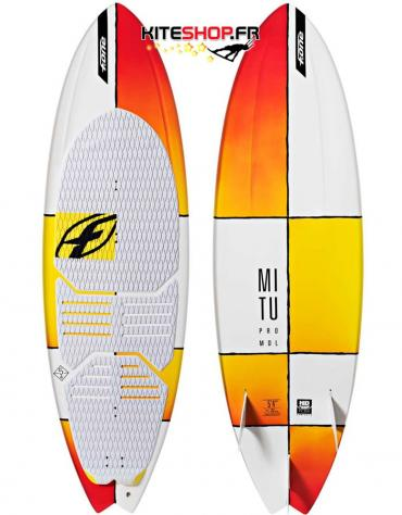 F-ONE BOARDFOIL MITU MONTEIRO PRO MODEL CONVERTIBLE 2016