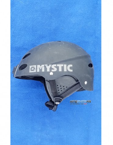 CASQUE MYSTIC CROWN TAILLE L BLACK