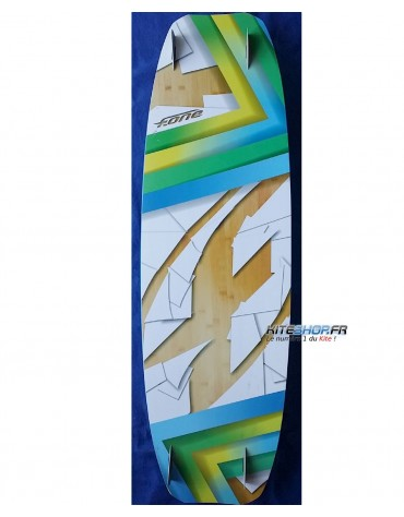 PLANCHE DE KITESURF F-ONE NEXT 2013 138x40 COMPLETE