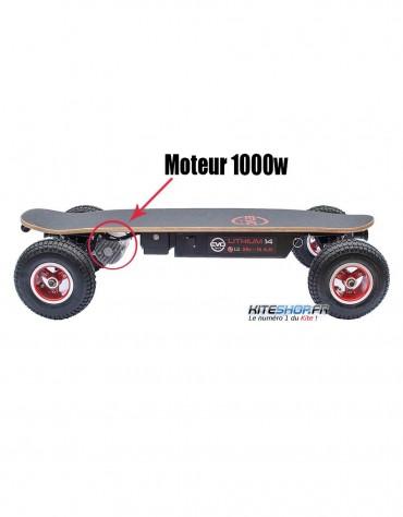 MOTEUR 1000W POUR SKATE ELECTRIQUE EVO CROSS 1000 V4