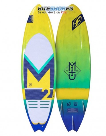 "PLANCHE DE SURF F-ONE MITU MONTEIRO PRO MODEL 5""8 2017"