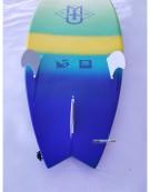 """PLANCHE DE SURF F-ONE MITU PRO MODEL 5""""8 2017"""