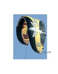 AILE DE KITESURF BEST NEMESIS HP 2008 7M NUE