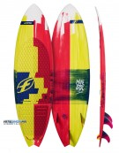 F-ONE FLOW XS AILERONS SURF 2018
