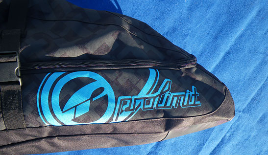 bagagerie kitesurf prolimit stacker