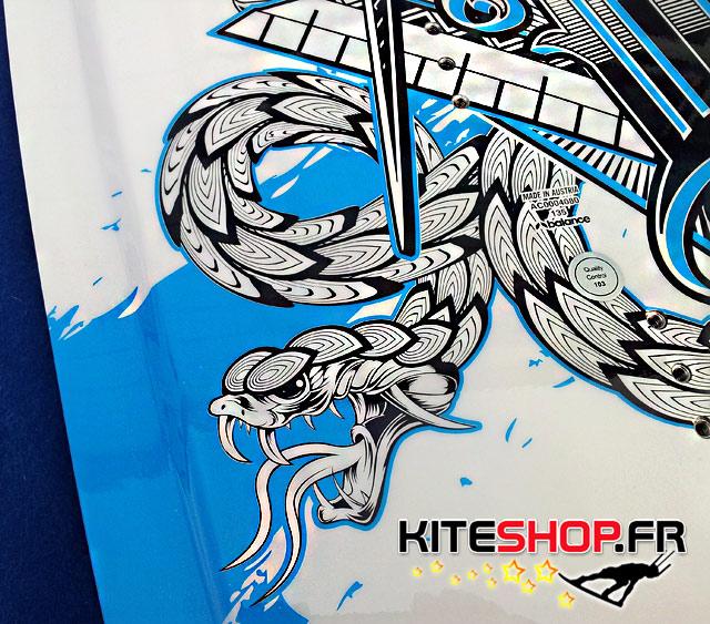 balance planche kitesurf