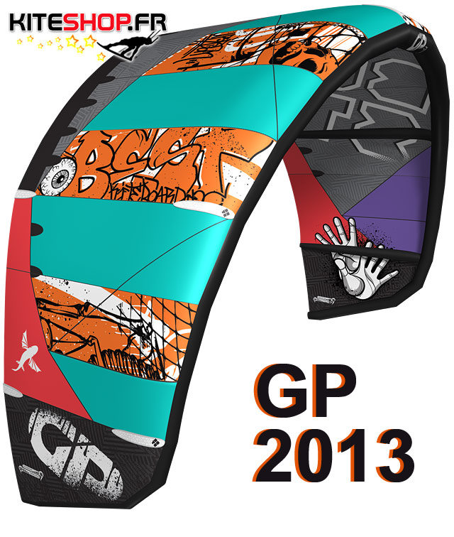 bestkiteboarding gp 2013