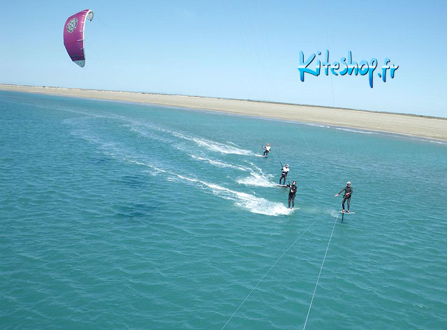 foil hydrofoil kitesurf