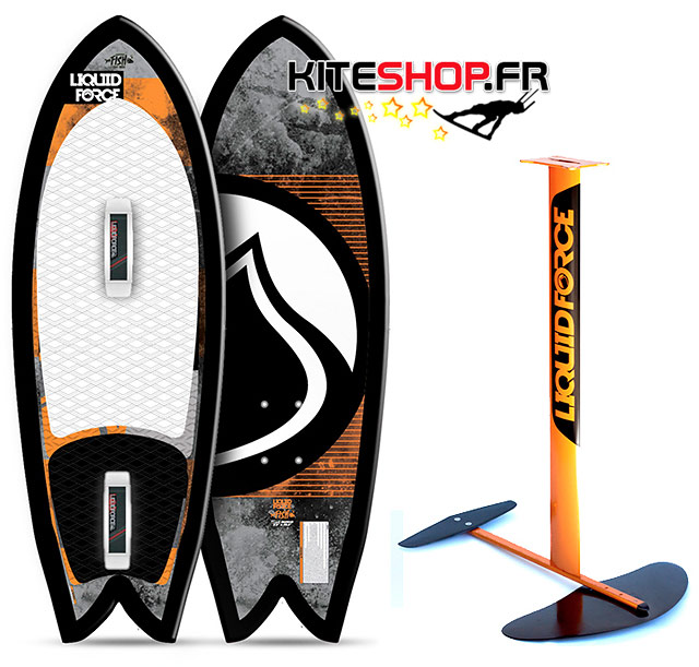 FOIL HYDROFOIL KITESURF LIQUID FORCE -20%