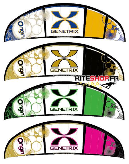 genetrix origin V2
