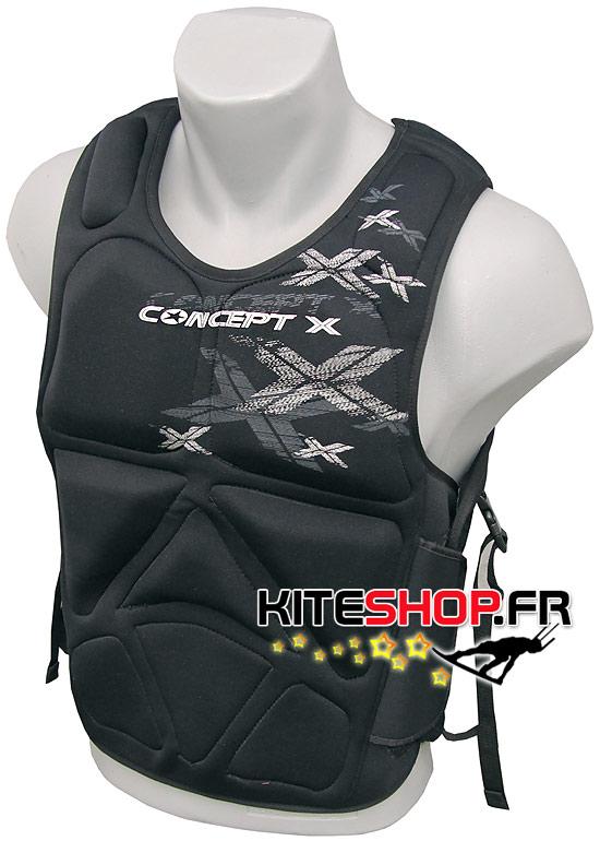 gilet kitesurf impact concept x