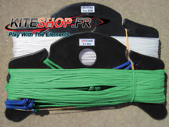 4 LIGNES POWER KITE 225kg/95kg 20M