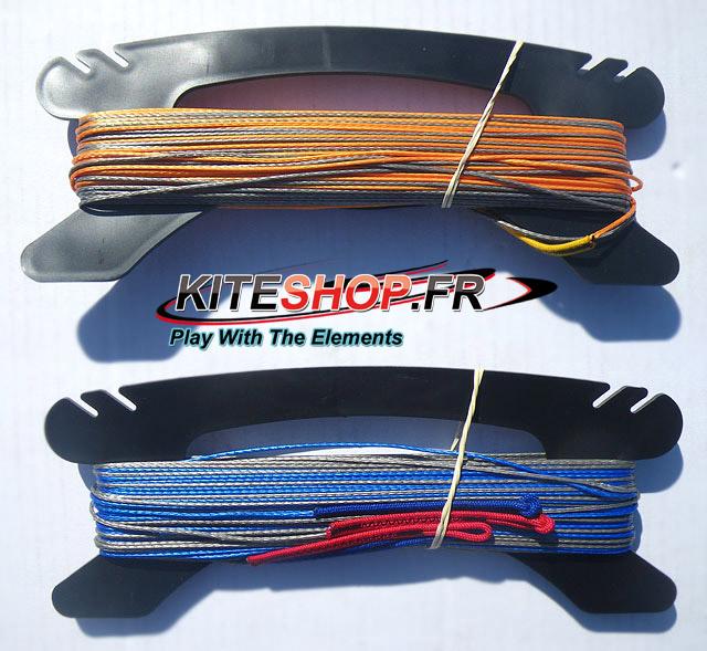 lignes kitesurf