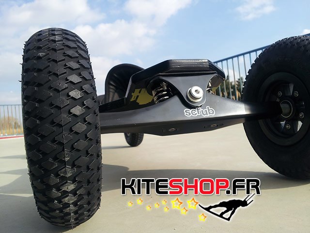 mountainboard kite scrub predator 2013