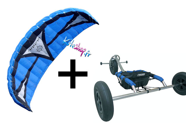 PACK BUGGY PETER LYNN COMPETITION XR + ELLIOT MAGMA 2