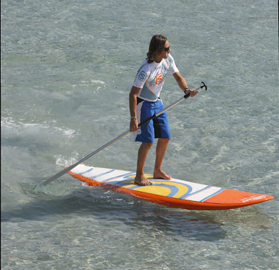 stand up paddle wow