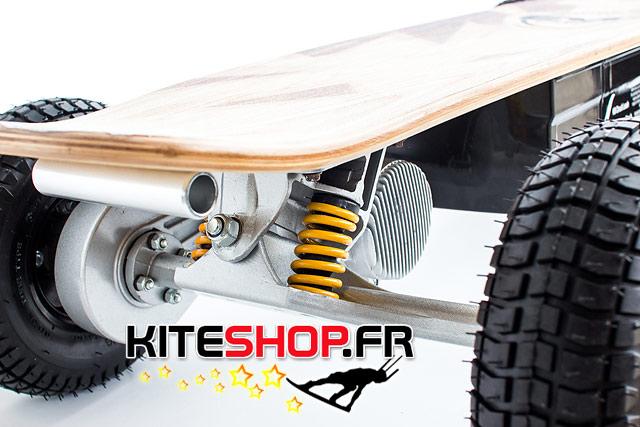 skate electrique cross 800