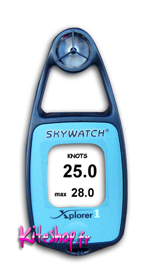 Anemometre skywatch explorer 1