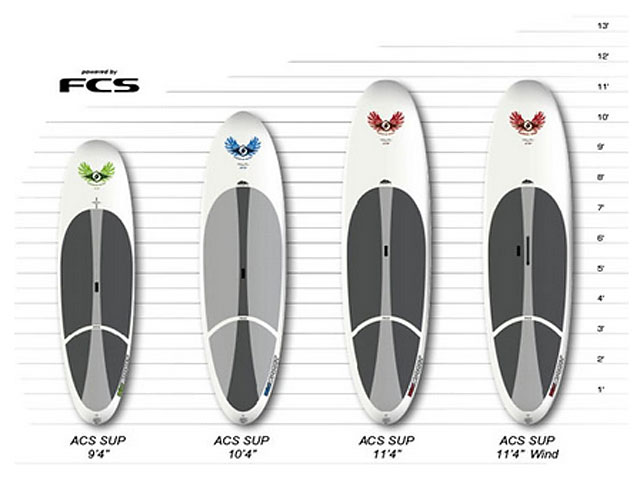 STAND UP PADDLE BIC ACS SUP