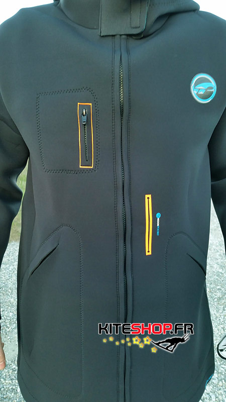 veste neoprene kitesurf prolimit racer jacket