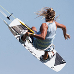 Planches twintip kitesurf