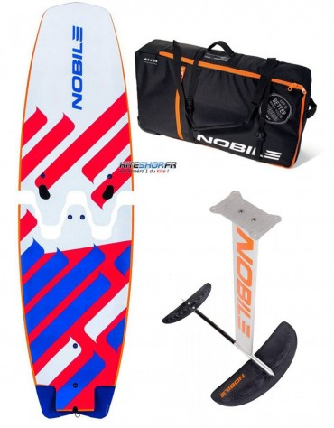 NOBILE ZEN HYDROFOIL + INFINITY SPLITBOARD 2018 - 2019 PACKAGE