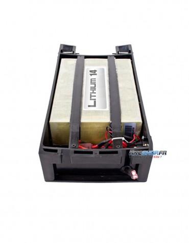 BATTERIE LITHIUM 14 SKATE ELECTRIQUE EVO CROSS 1000 V4