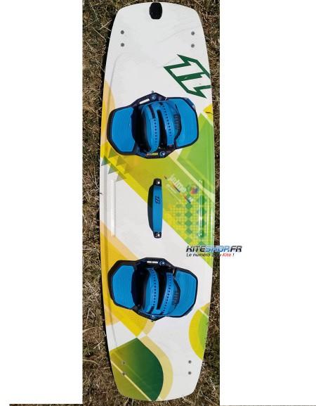 PLANCHE DE KITESURF NORTH JAIME 132X39.5 CM COMPLETE