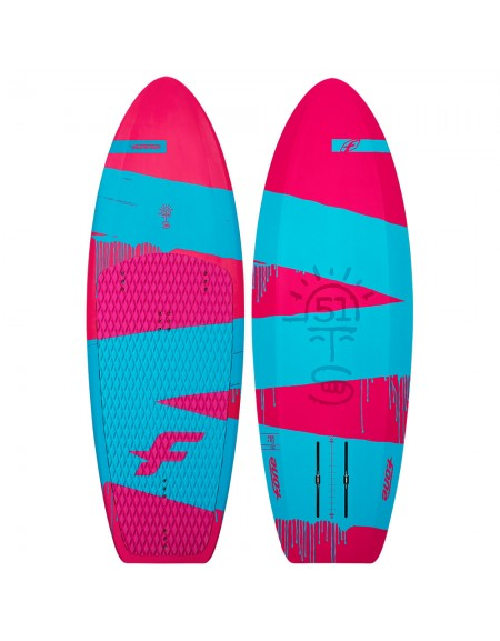 F-ONE 51 TS V3 BOARDFOIL