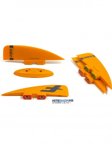 AILERONS F-ONE UNIBOX TWINTIP 2020 35MM