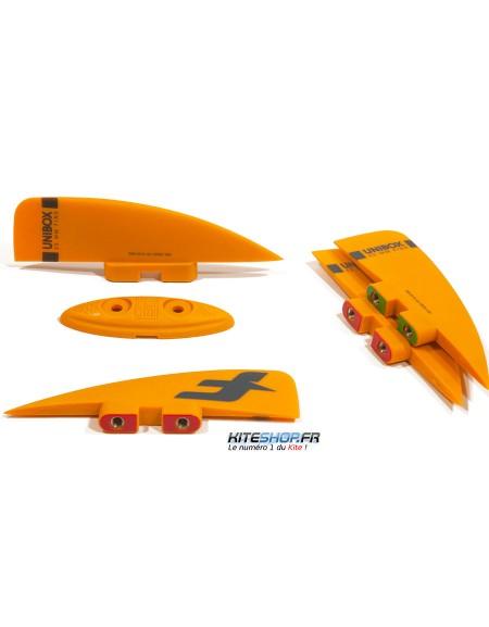 AILERONS F-ONE UNIBOX TWINTIP 2020 35MM