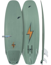F-ONE SLICE BAMBOO FOIL 2020