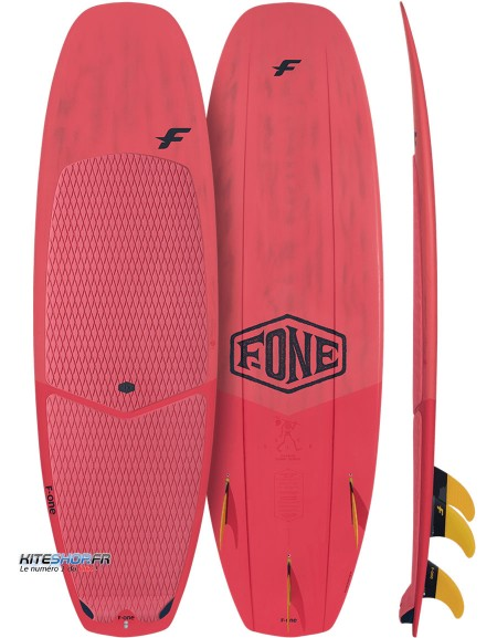 F-ONE SLICE CARBON COMP 2020