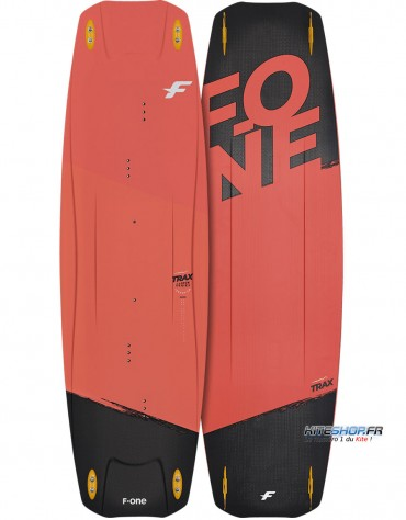 F-ONE TRAX HRD CARBON 2020