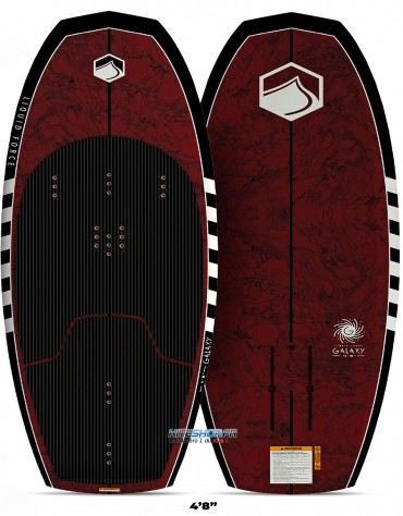 LIQUID FORCE GALAXY FOIL BOARD 2020