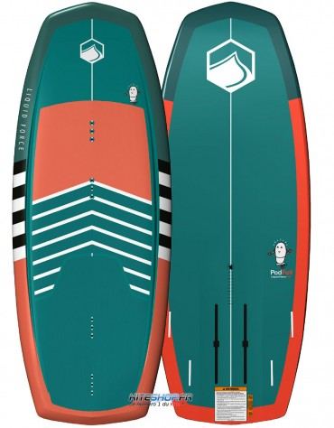 LIQUID FORCE POD FOIL BOARD 2020