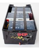 SKATE ELECTRIQUE CROSS 800 V8 2016