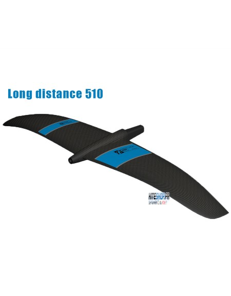 Ailes de foil f-one carbon long distance 510