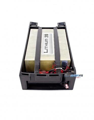 BATTERIE LITHIUM 20 SKATE ELECTRIQUE EVO CROSS 1000 V4