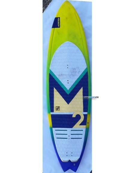 """PLANCHE DE SURF F-ONE MITU PRO MODEL CARBON 5""""8 2017"""