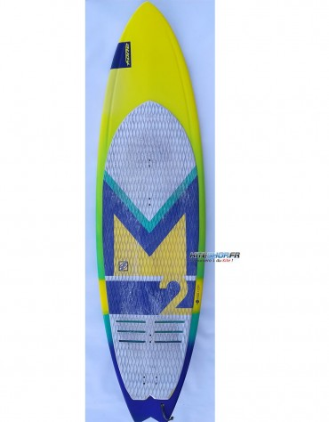 "PLANCHE DE SURF F-ONE MITU PRO MODEL 5""8 2017"