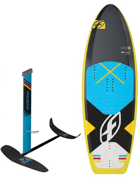 PACK FOIL F-ONE IC6 + BOARDFOIL TS 51